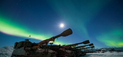 Mener Hæren har Finnmark i sikte