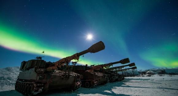 Forsvaret bidro med tre milliarder kroner til Troms i 2017