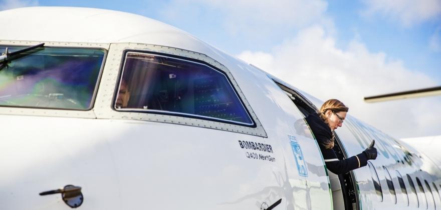 Skal kjøpe flytjenester innenlands for 828 millioner kroner
