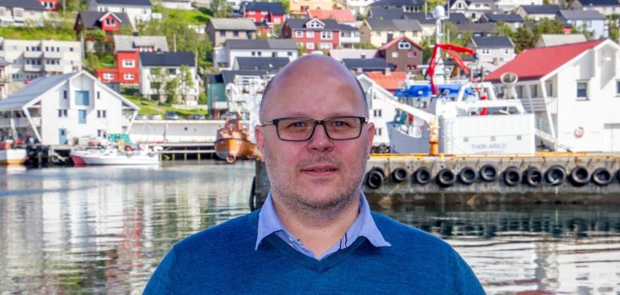 Moloen i Mehamn ferdig