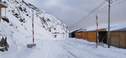 Nordvågveien åpnet