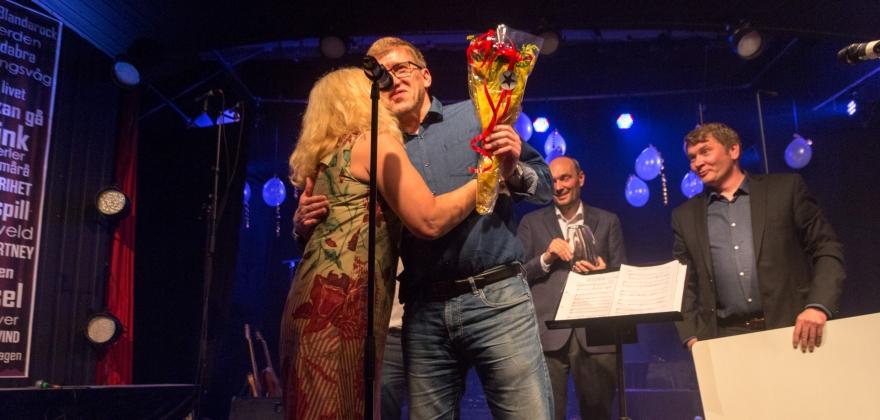 Kjell Andreassen fikk Kulturprisen
