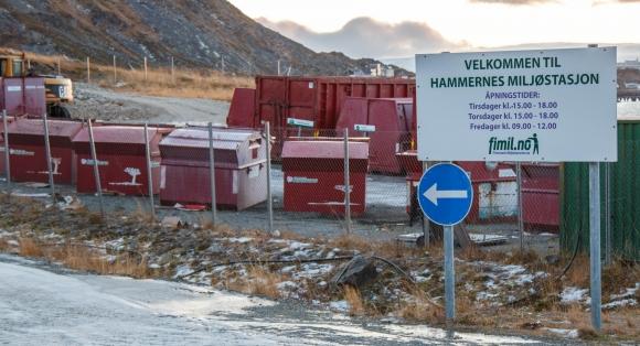 Miljøstasjoner holder stengt og tirsdagsruter ble kansellert