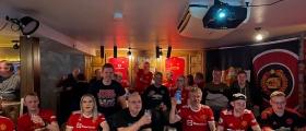 Premier League-fotball hos Nøden Pub