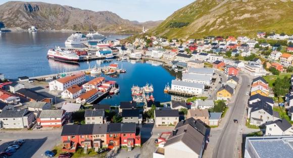 Færre innbyggere i Finnmark-kommuner