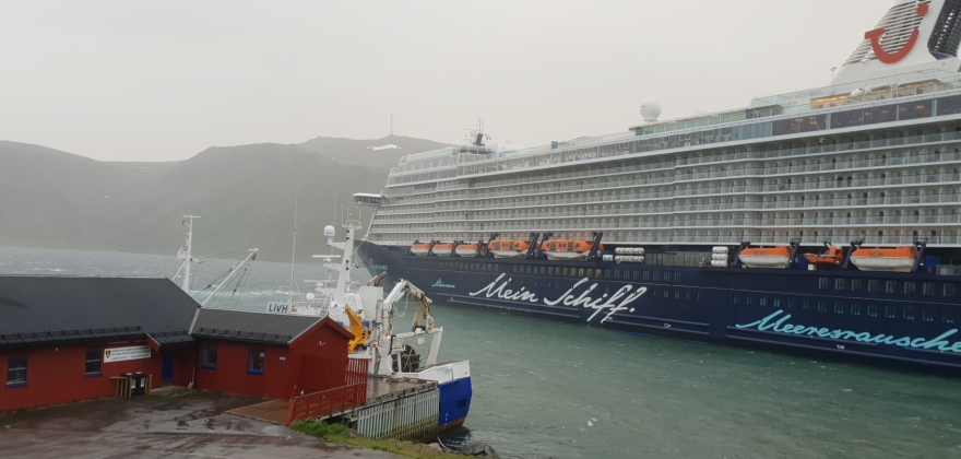 Kulingen tok «Mein Schiff 3»