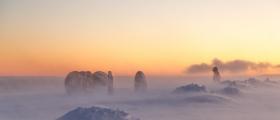 Legger elitestudium på is for å gå Norge på langs