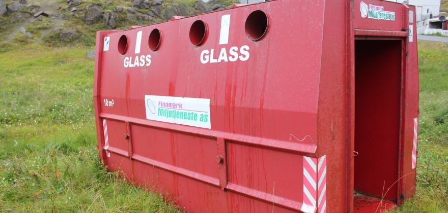 Folk i Nord-Norge gir jernet for gjenvinningen