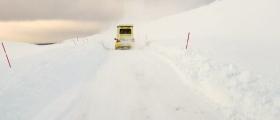 Vanskelige kjøreforhold på torsdag og fredag i Nord-Norge