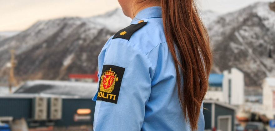 Knivstikking i Honningsvåg, person i 40-årene pågrepet