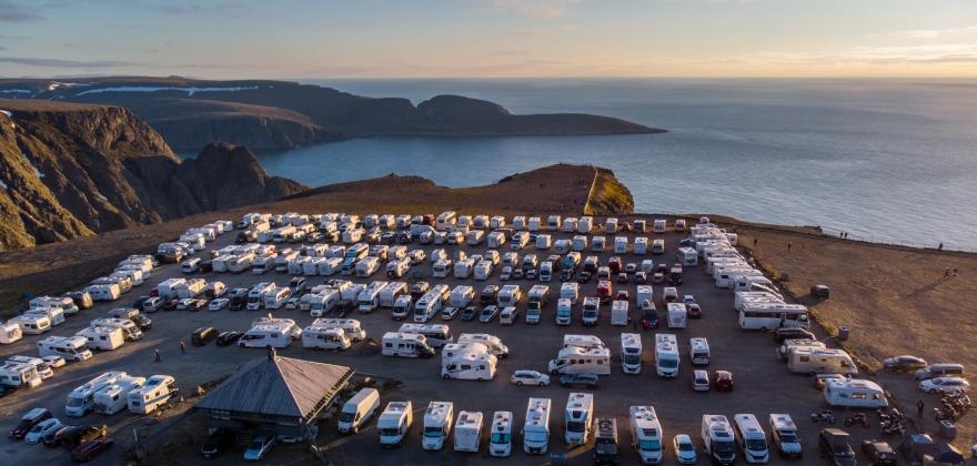 Nordkapp-parkering