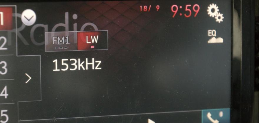NRK slukker langbølgesenderen