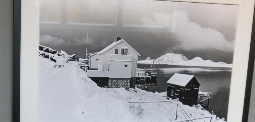 En dag i Gjesvær