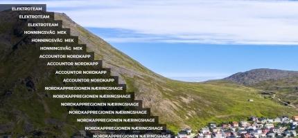 Lokale bedrifter støtter Nordkapptrappa