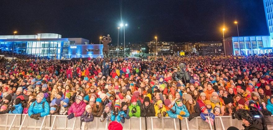 Nordkapp støtter alpin-VM i Narvik