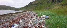 Stor forsøpling på Magerøya