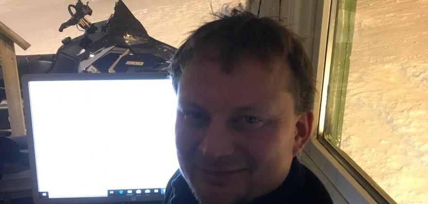 Andersen inviterer til nybegynnerkurs i bakken
