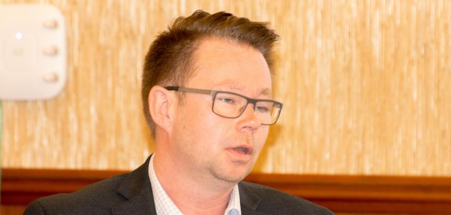 Robertsen gjenvalgt som styreleder i FeFo