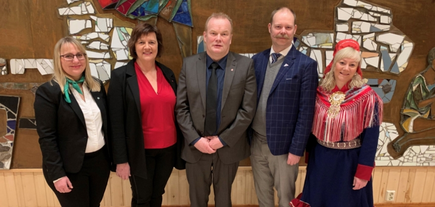 Kristina blir fylkesråd for samferdsel