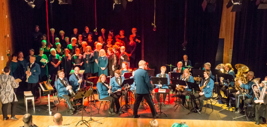 Julekonsert i Honningsvåg