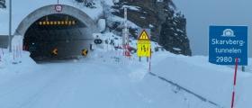 Skanska Norge starter arbeidet med nye Skarvbergtunnelen