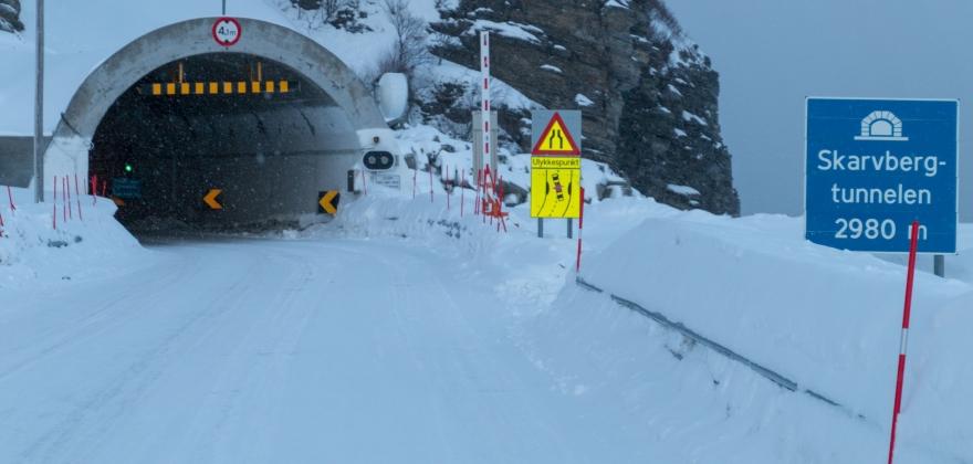 Ingen drept i Finnmark-trafikken i år