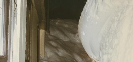 Betydelig snøskredfare