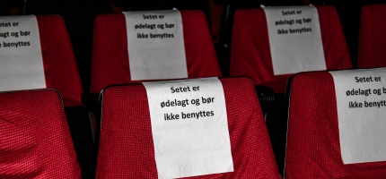 Tilskudd til kinoen og Gjesvær samfunnshus