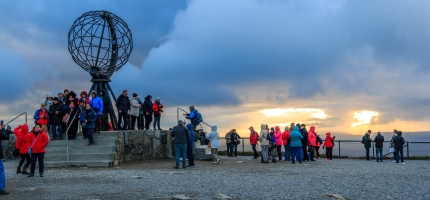 Klassekampen arrangerer debatt om Nordkapp i Honningsvåg