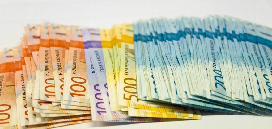 140 000 kroner til Nordkapp kommune