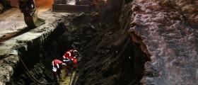 Deler av Kamøyvær er uten vann