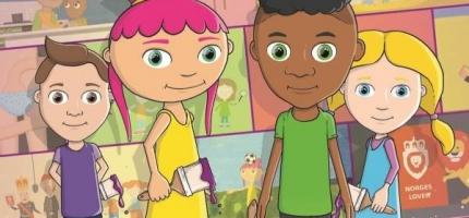 Animasjonsfilmer på samisk til barn om seksuelle overgrep