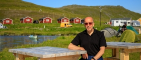 Thomassen har drevet campingplassen i 20 år
