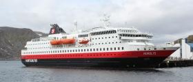 Hurtigruten har kansellert Øst-Finnmark