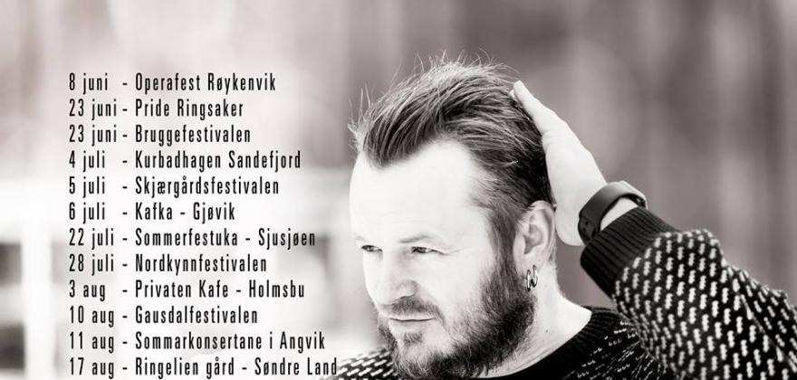 Tirsdag tyvstarter Nordkynfestivalen i Mehamn