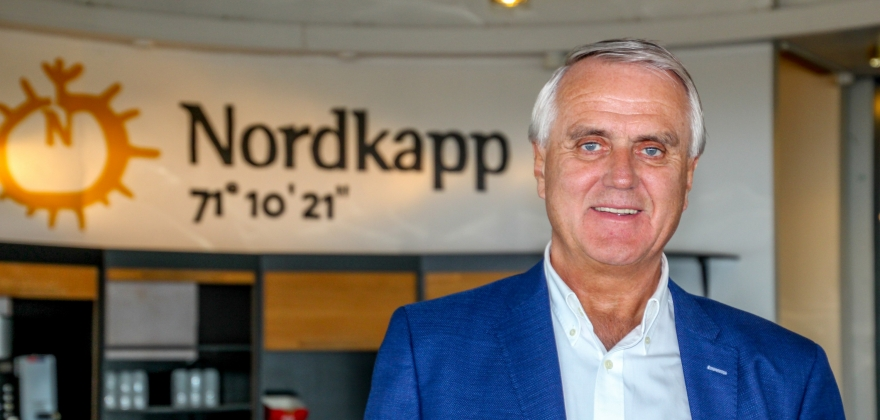 Rica Eiendom er fornøyd med ny festekontrakt for Nordkapp-platået