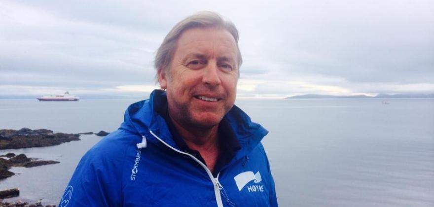 Joakimsen overrasket over debattklimaet i Nordkapp
