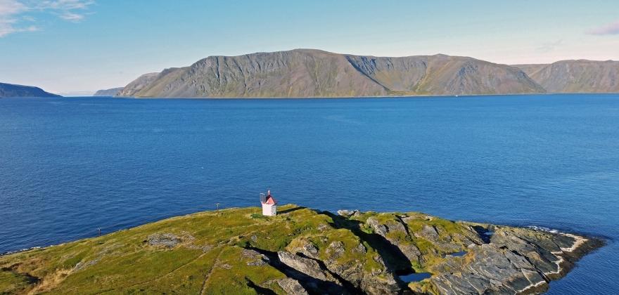 Ber om bedre mobildekning i Magerøysundet