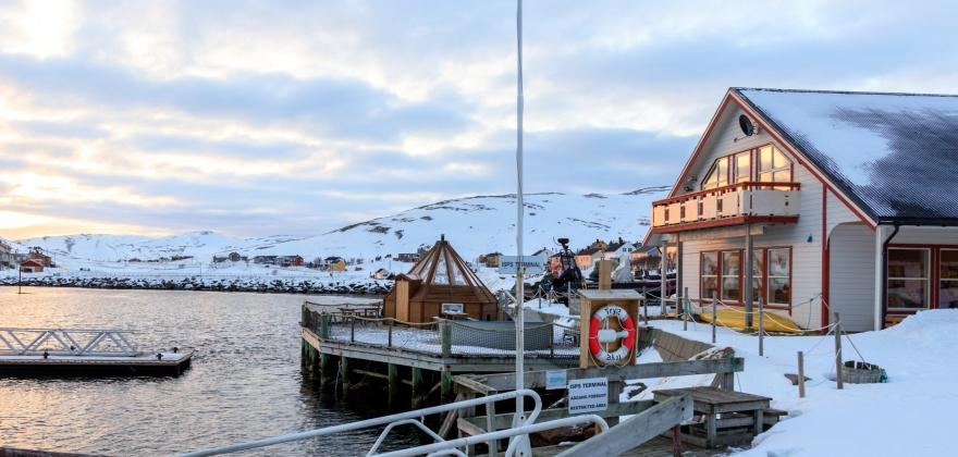Velferdstilbud for fiskere i Skarsvåg