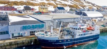 Nordvågen AS, en flott plass å levere