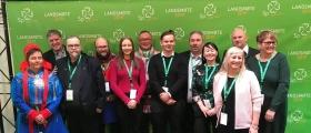 Organisasjonspris til Finnmark Senterparti