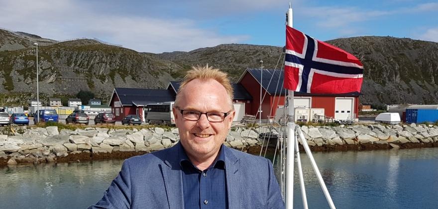 Fiskeriministeren inviterer til folkemøte i Hammerfest
