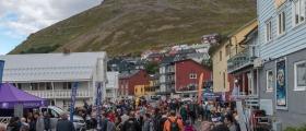 Arctic race of Norway karavane