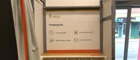 Lørdag kan borgerne i Nordkapp avgi stemme på butikker