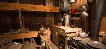 Viser fram Finnmarks veghistorie