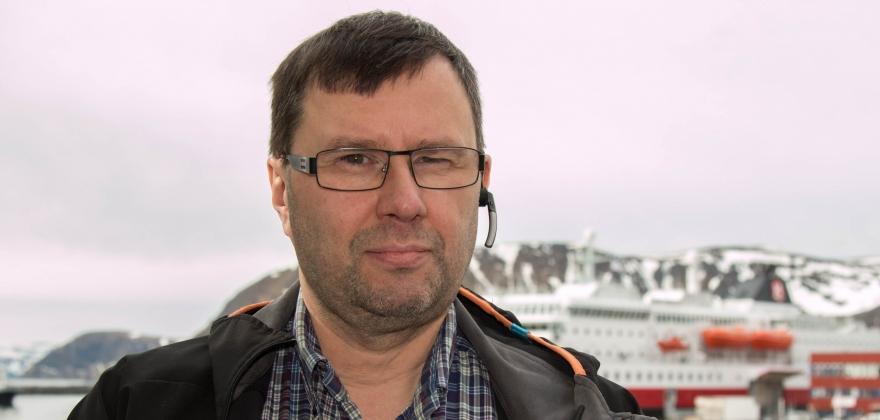 Ikke ettermiddagssending fra Radio Nordkapp