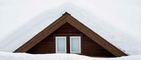 Hvor mye snø tåler egentlig taket ditt?