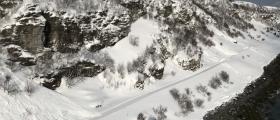 Sendt ut varsel om Stor snøskredfare