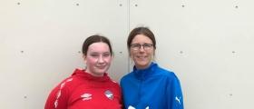 Jenter 17 åpner sesongen på Honningsvåg stadion