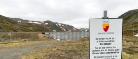 Kokevarsel i Skipsfjorden